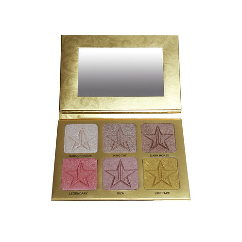 Jeffree Star Cosmetics 24 Karat Skin Frost Pro Palette