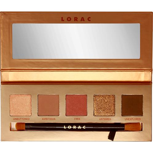 Lorac Unzipped Brazen Eye Shadow Palette
