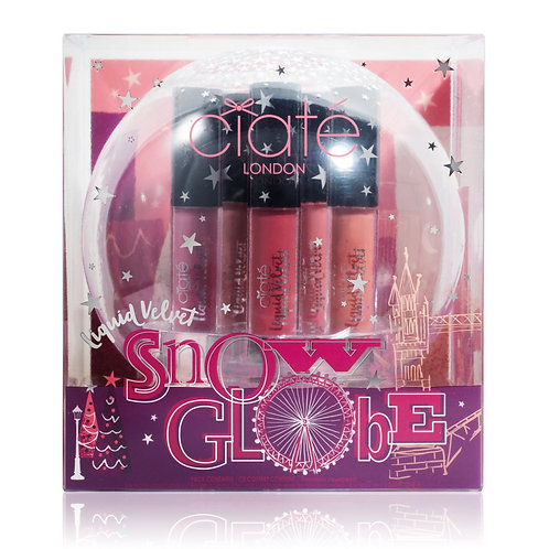 Ciate London Liquid Velvet Snow Globe