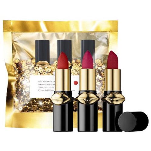 Pat McGrath Labs Lust: Mini MatteTrance Lipstick Trio