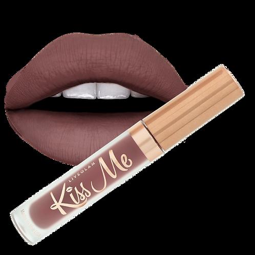 Kiss Me Liquid Lipstick- Rome