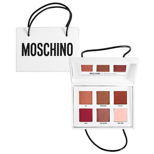 Moschino Shopping Bag Eyeshadow Palette