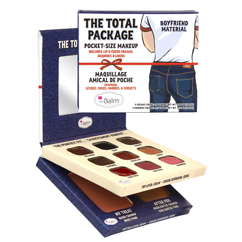 The Balm The Total Package