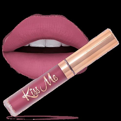 Kiss Me Liquid Lipstick- Pillow Talk