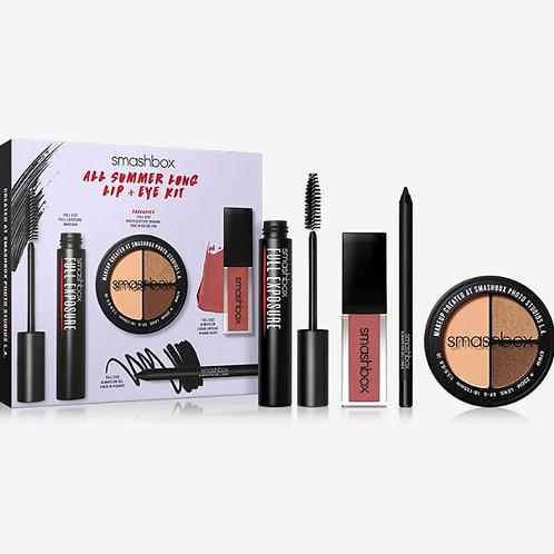 Smashbox All Summer Long Lip + Eye Kit