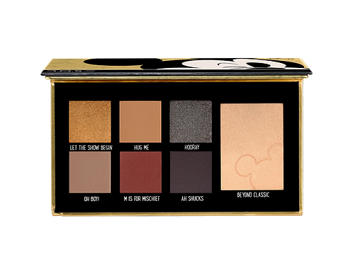 Dose of Colors Mickey Mouse Eyeshadow Palette + Highlighter