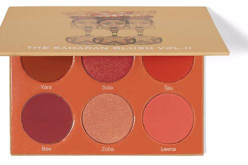 Juvia's Place The Saharan Blush Palette Vol II