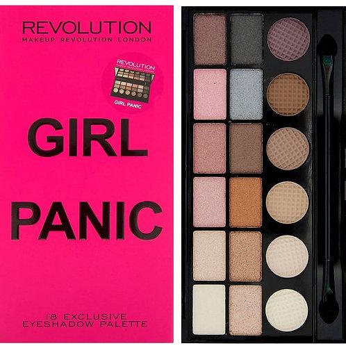 Revolution Girl Panic Palette