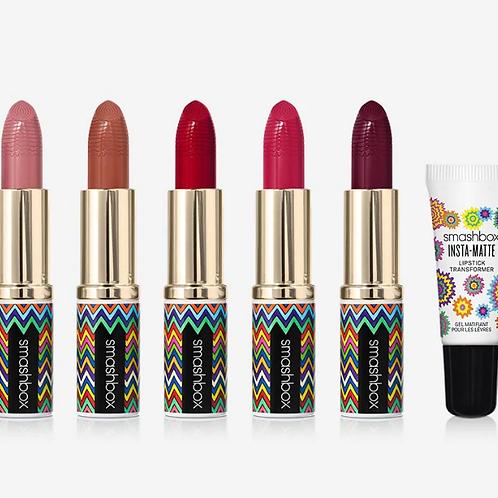 Smashbox Holidaze: Be Legendary Lipstick + Lip Mattifier Set