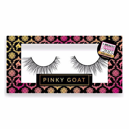 Pinky Goat Natural Lashes