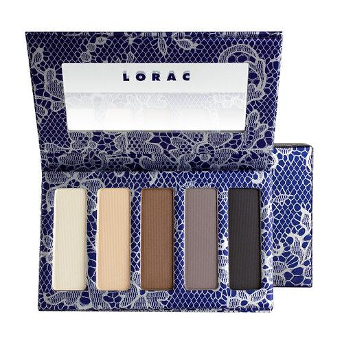 Lorac Love, Lust & Lace Matte Eyeshadow Palette