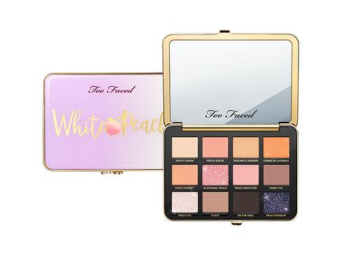 Too Faced White Peach Eyeshadow Palette