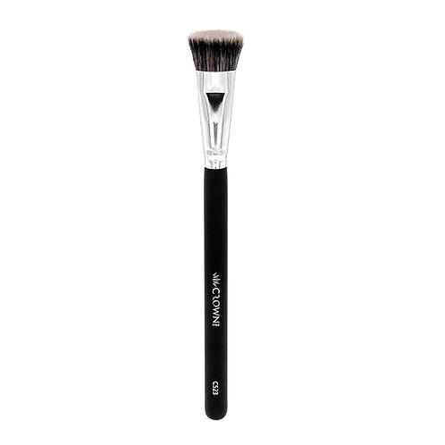Crown Brush C523 PRO MINI FLAT CONTOUR BRUSH