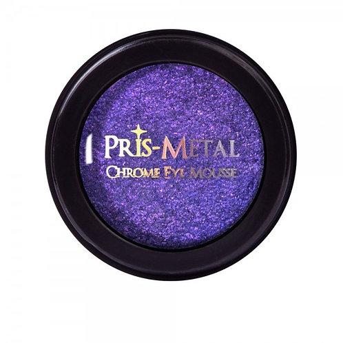 JCat Beauty Pris-Metal Chrome Eye Mousse- Poppin Lockin