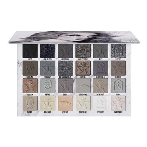 Jeffree Star Cosmetics Cremated Palette
