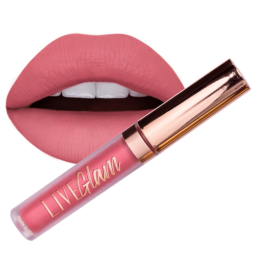 Kiss Me Liquid Lipstick- Happily Ever After