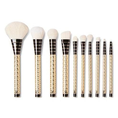 Sonia Kashuk Limited Edition 10 pc Brush Set - Facet- nating
