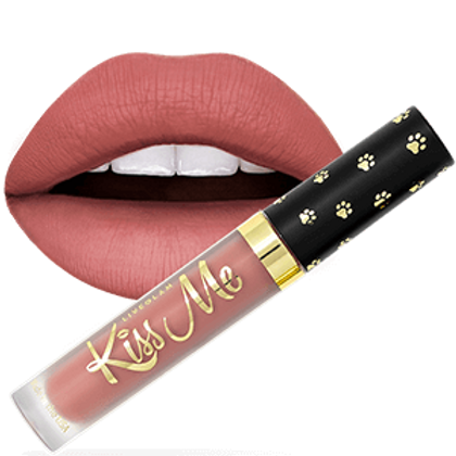 Kiss Me Liquid Lipstick- Puparazzi