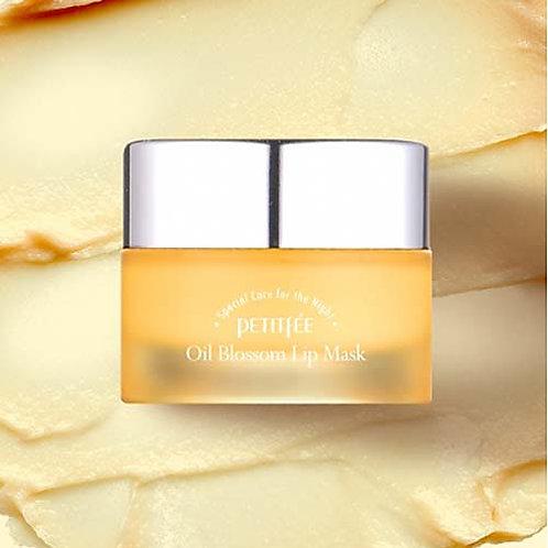 Petitfee Oil Blossom Lip Mask Sea Buckthorn Oil