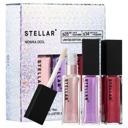 Stellar Limited Edition Starlust Lipgloss Trio