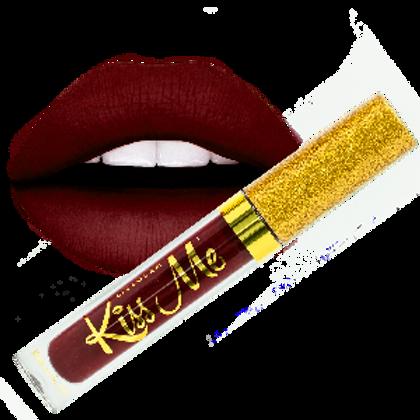 Kiss Me Liquid Lipstick- Gangsta Wrapper