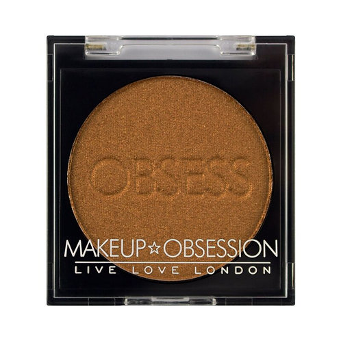 Makeup Obsession Eyeshadow- E166 Gold Coast