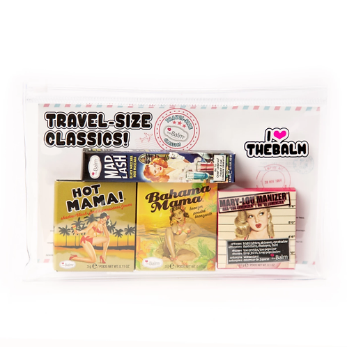 The Balm Travel-Size Classics Complete Set - 4 Pieces