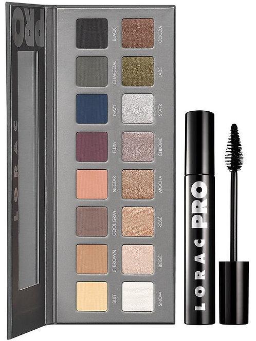 Lorac Love, Lust & Lace Pro Eyeshadow Palette