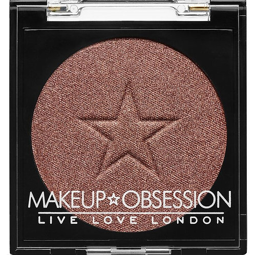 Makeup Obsession Eyeshadow- E119 Precious Metal