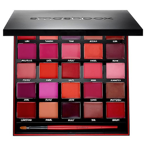 Smashbox for 25 Years Our Lips Have Been Sealed Lip Palette