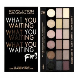 Revolution Beauty What You Waiting For?