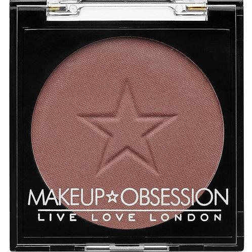 Makeup Obsession Eyeshadow- E127 Chocolate Cream