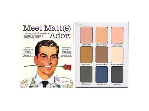 The Balm Meet Matte Ador