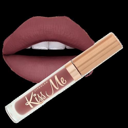 Kiss Me Liquid Lipstick- Milan