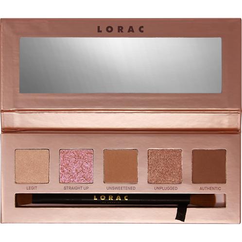 Lorac Unzipped Unfiltered Eye Shadow Palette