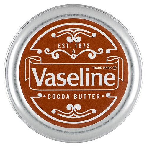Vaseline Lip Therapy- Cocoa Butter Tin