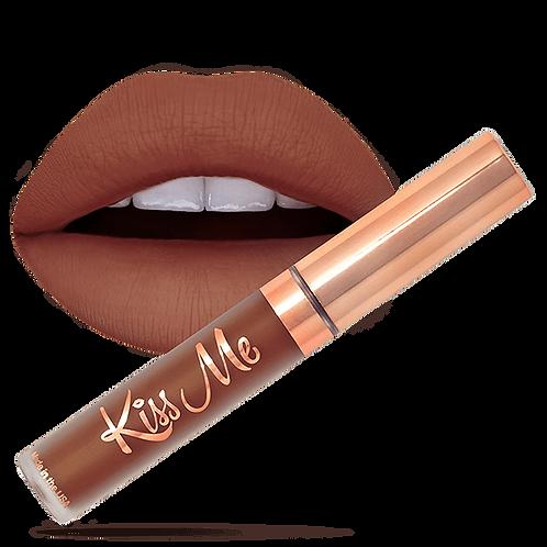 Kiss Me Liquid Lipstick- Hottie Tottie