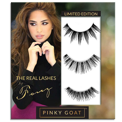 Pinky Goat The Real Lashes by Fouz