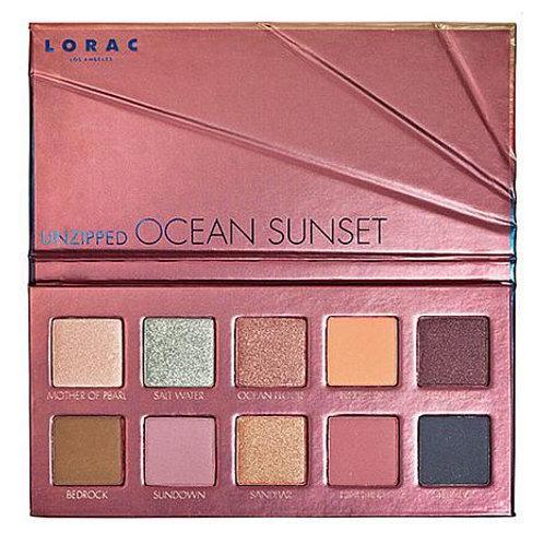 Lorac Unzipped Palette Ocean Sunset