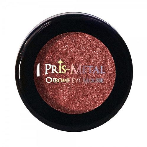 JCat Beauty Pris-Metal Chrome Eye Mousse- Flamin' Spark