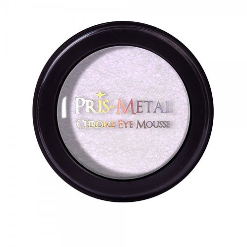 JCat Beauty Pris-Metal Chrome Eye Mousse- Pinky Promise