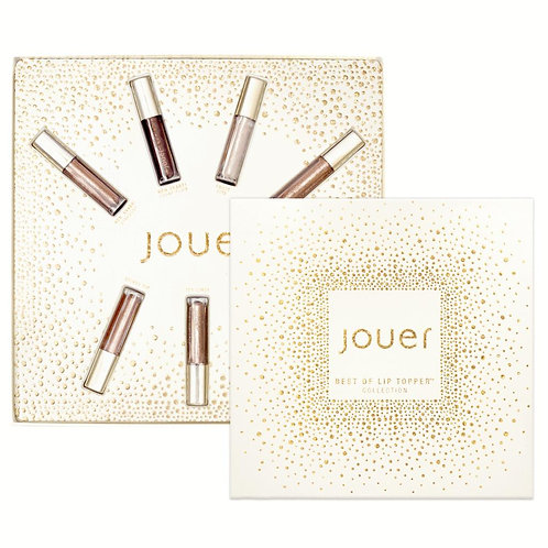 Jouer Best of Lip Topper Mini Lip Topper Gift Set