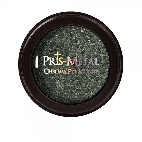 JCat Beauty Pris-Metal Chrome Eye Mousse- Forest Night