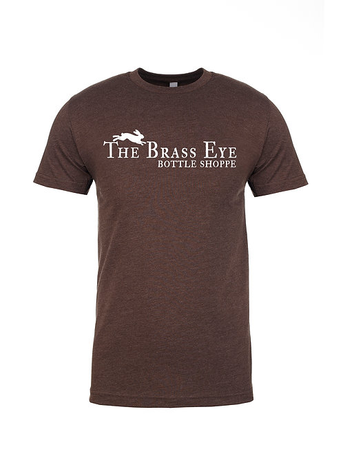 Men's Espresso Bottle Shoppe Tee