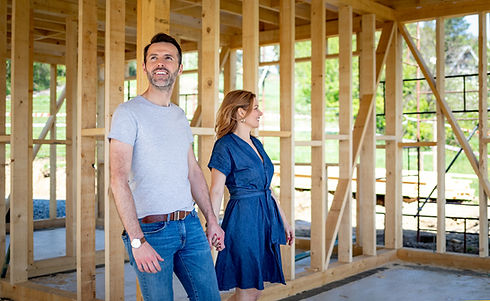 wife-and-husband-visiting-building-site-