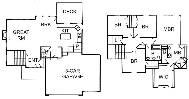 The Ash Floorplans