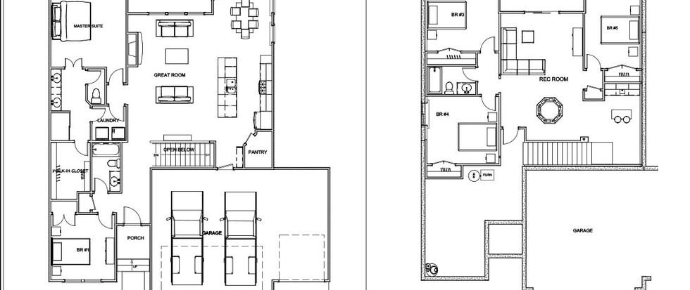 The Willow Floorplans
