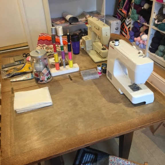 SEWING MACHINE BASICS (kids & teens)