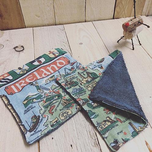 Tea Towel RE-Useable Fabric Cloth