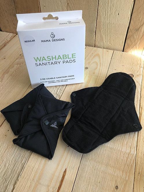 RE-usable Washable Sanitary Pads